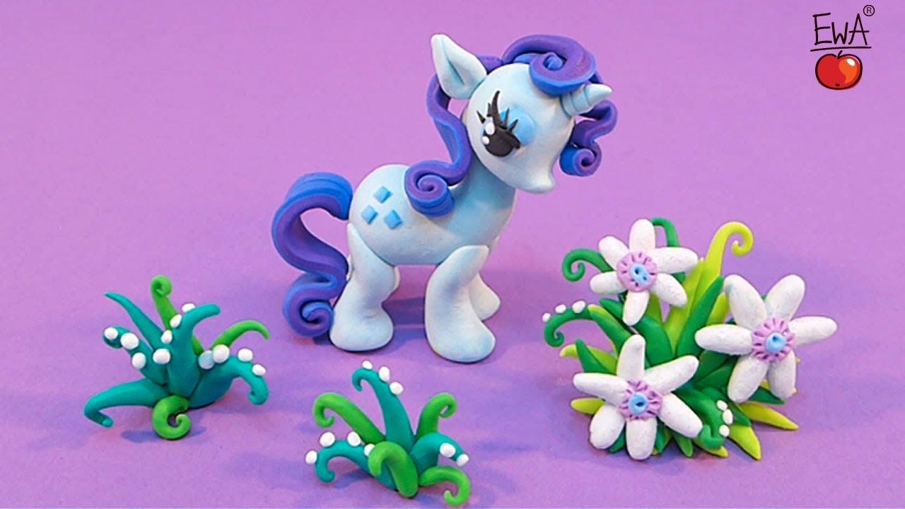 How to make a plasticine pony 78