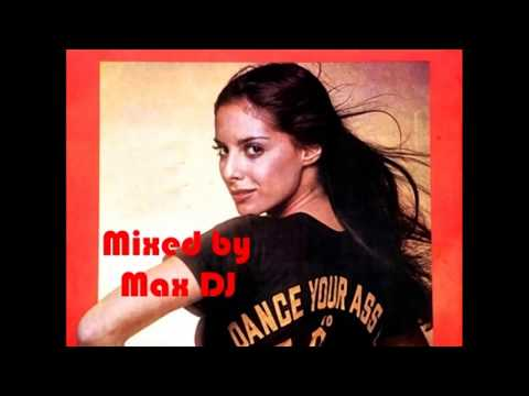 Dance Your Ass Off To Salsoul Records - Mixed by Max DJ.