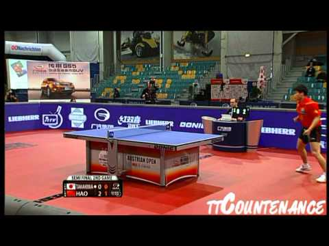 Austrian Open: Hao Shuai-Taku Takakiwa - 동영상