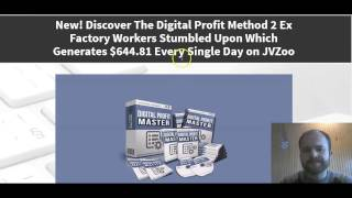 Digital Profit Master Review 2017- Watch This Before You Join- Digital Profit Master Is It Legit?