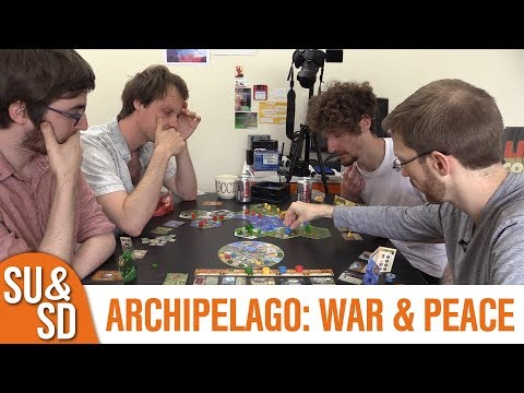 SU&SD Play Archipelago: War & Peace