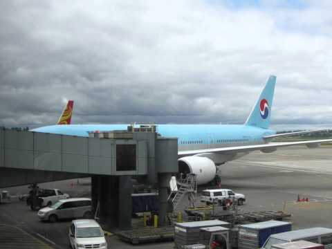 2010/06/11 大韓航空 020便 / Korean Air 020