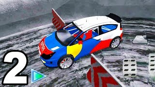 Winter Ski Park Snow Driver #2 (by Play With Games) Android Gameplay Trailer