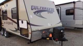 2013 Gulf Stream Gulf Breeze Sport 22 Trb Tt  Www.tilburyautosales.com