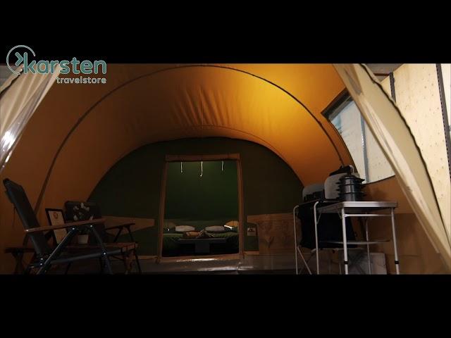 Bedrijfsvideo Karsten Tenten BV winkel presentatie - Mediamotivators