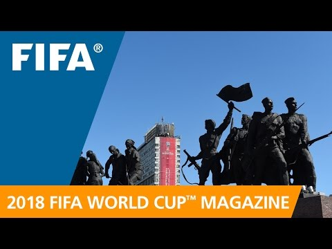 Full Episode #1 - 2018 FIFA World Cup Russia Magazine