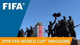 Full Episode #1 - 2018 FIFA World Cup Russia Magazine