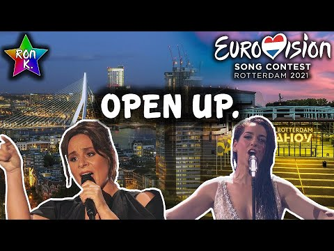 "Eurovision 2020: ""Open Up"""