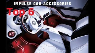 Top 6 Best Car Accessories On Amazon 2019