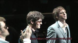 a-ha live - Shadowside (HD) - Royal Albert Hall, London 24-05 2008