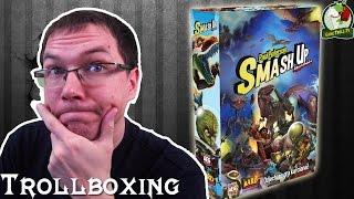 smash up   unboxing   gttv