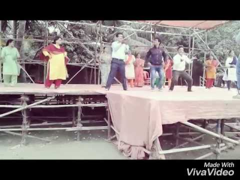 Cosmos high school teachers(technical)choreographer kiran bramhraj