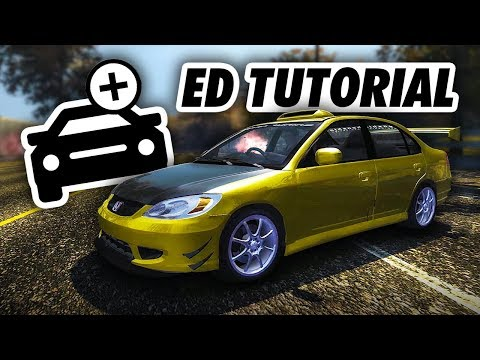NFS Most Wanted & Carbon | How To Install ADDONS Car Mods With Ed