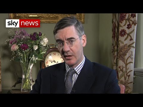 Rees-Mogg: 'No deal' spending plans should be announced now