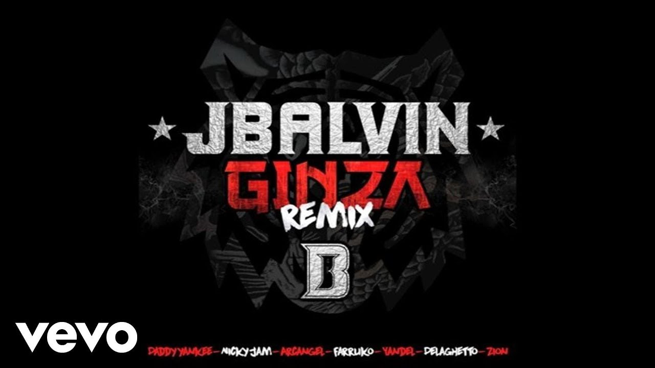 Download J. Balvin - Ginza (Remix/Audio)
