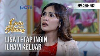 CINTA YANG HILANG -  Lisa Berniat Jahat Kepada Ilham [14 NOVEMBER 2018]