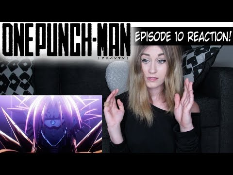 Download One Punch Man Episode 10 Unparalleled Peril REACTION!