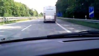 Die Reimanns  Eagle Bus auf dem weg nach Hamburg.3