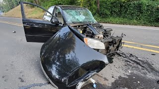 ROAD RAGE GONE WRONG 2020, Bad Drivers, Car Crashes, Brake Check & Instant Karma #6
