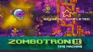Zombotron 3 stage 6 (Time Machine)