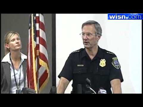 RAW: Milwaukee Police Chief On State Fair Assaults