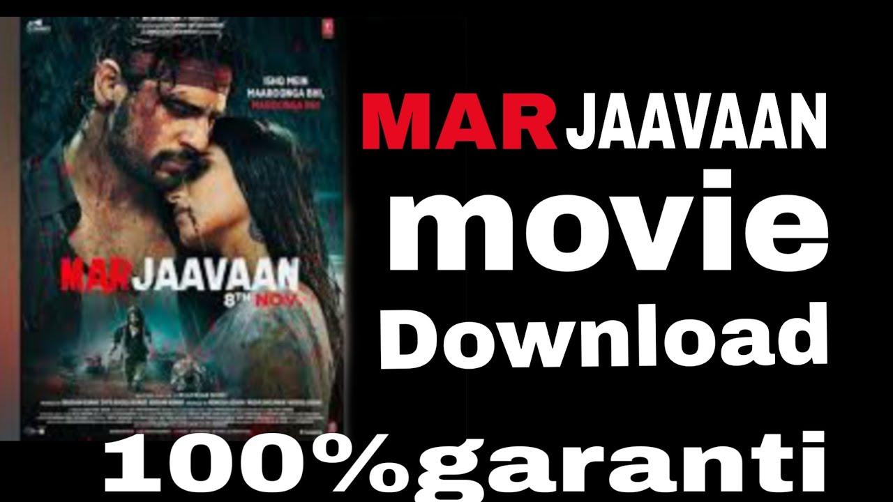 How To Download Latest Bollywood Marjaavaan Hd Full Movie Sidharth Malhotra Riteish Deshmukh Youtube