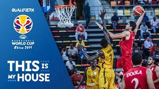 Best of the African Qualifiers - 5th Window - FIBA World Cup 2019 Qualifiers