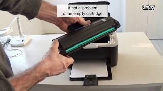 What To Do If A Laser Printer Is Printing Blank Pages