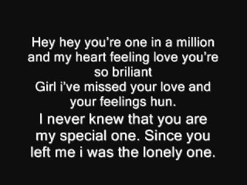 Alexandra Stan feat. Carlprit - One Million Lyrics [ENG] 2011