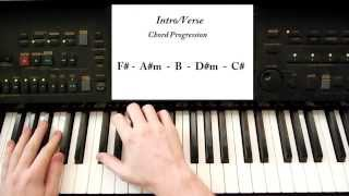 Worn - Tenth Avenue North | Piano Tutorial (With Sheet Music Download)