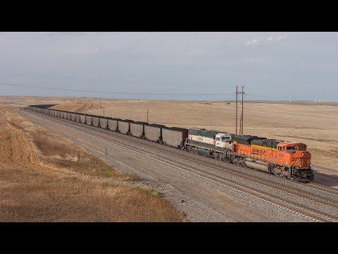 4K: Railfan Anthology - Powder River Basin, WY - 9/24/18 - V02E02