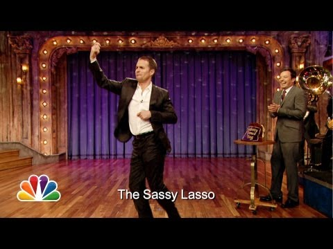 Thumbnail: Improv Dance with Sam Rockwell and Jimmy Fallon (Late Night with Jimmy Fallon)