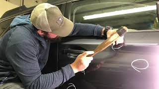Lafayette Indiana Dent Removal.... not all technicians possess the same skill level