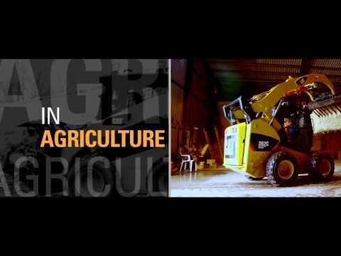 Cat® Machines In Various Industries