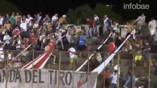 La brutal pelea de barras en un partido del ascenso en Argentina