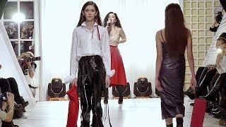 Скачать Alina Kravetc Fall Winter 2018 2019 Full Fashion Show Exclusive