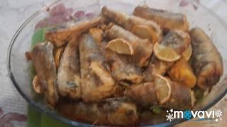 Рыба Хек в духовке.