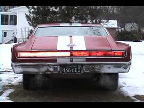 Sts 1 Sequential Tail Lights 66 Charger Youtube