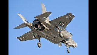 LOOK IT WORKS !!! US Military F-35 conducting vertical take off and landing tests
