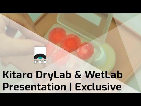 Vignette Kitaro DryLab & WetLab | Kitaro Training Kits