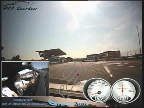 Unbelievable acceleration - New Porsche 997 Turbo doing 0-60 in 3.08s!