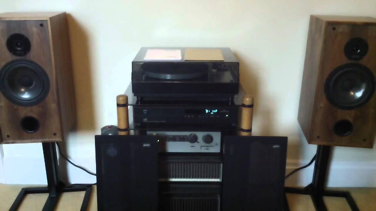 Spendor SP 23 Audiophile Speakers HD Demo Ebay list 709