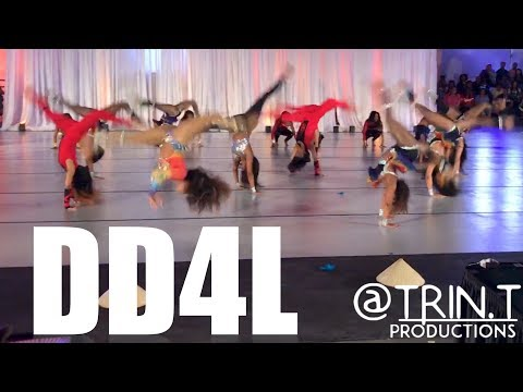 Dancing Dolls (2018) | DD4L Airlines (Around the World Creative) | Season 4B