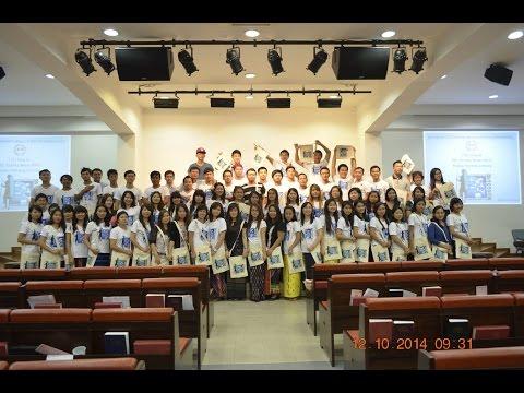 KBCS - 15 KBC Ramma Masat Nhtoi Group Song - KBCS Youth - Oct 12, 2014