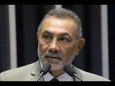 Governo federal virou as costas para Roraima, afirma Telmário Mota