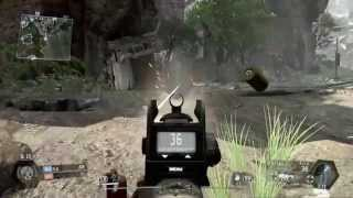 Exclusive Titanfall Gameplay! R-97 SMG Gameplay! (Xbox One) (1440 HD)