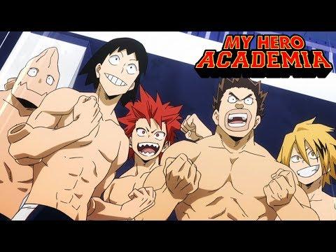 Freestyle Swimming   My Hero Academia