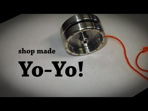 Shop Made Yo-Yo!