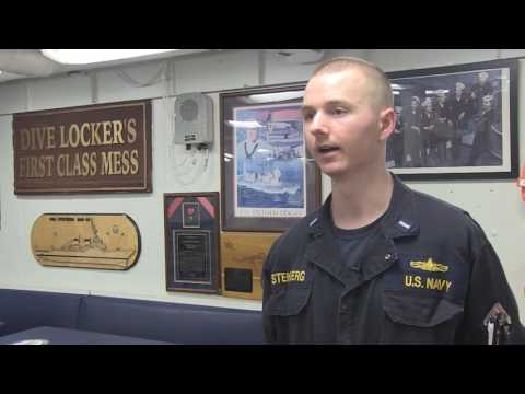 FDNF Sailors support USS Fitzgerald