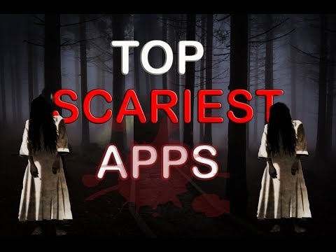 Top Scariest Apps Available On Android And Ios || Scary Apps Which You Should Never Install